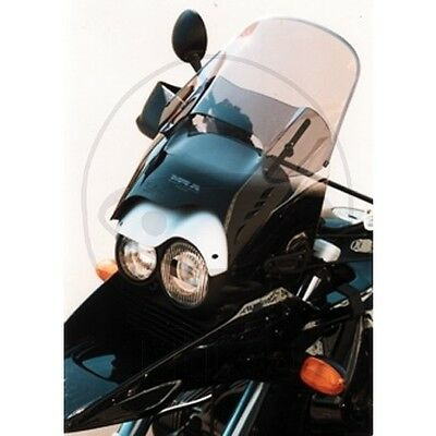 For BMW R 1150 GS Adventure 2002 MRA Adjustable Screen Smoke Grey