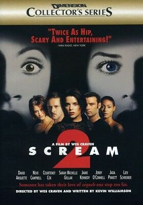 Scream 2 [New DVD] Ac-3/Dolby Digital, Dolby, Widescreen