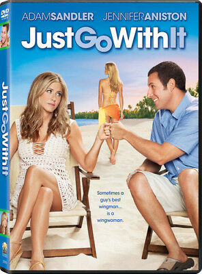 Just Go with It [New DVD] Ac-3/Dolby Digital, Dolby, Dubbed, Subtitled, Widesc