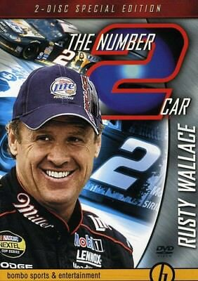 The Number 2 Car: Rusty Wallace [New DVD] Special Edition, Widescreen