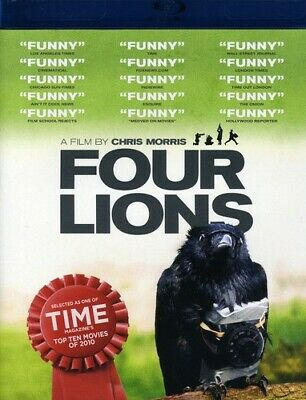 Four Lions [New Blu-ray] Ac-3/Dolby Digital, Dolby, Widescreen
