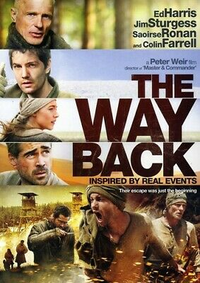 The Way Back [New DVD] Ac-3/Dolby Digital, Dolby, Widescreen