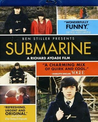 Submarine [New Blu-ray]