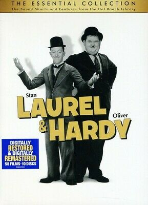 Laurel & Hardy - Laurel and Hardy: The Essential Collection [New DVD] Boxed Set,