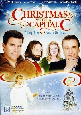 Christmas with a Capital C [New DVD]