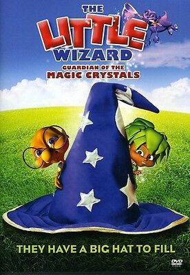 Little Wizard: Guardian of the Magic Crystals DVD Region 1