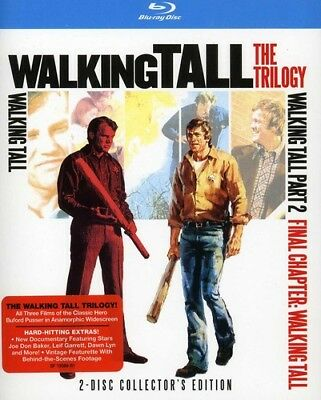 Walking Tall: The Trilogy [New Blu-ray] Widescreen