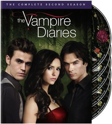 The Vampire Diaries: The Complete Second Season [New DVD] Ac-3/Dolby Digital,