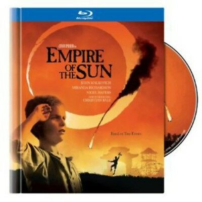 Empire of the Sun [New Blu-ray] Digibook Packaging