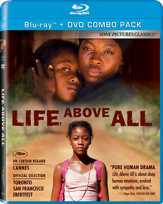 Life, Above All [New Blu-ray] With DVD, Widescreen, Ac-3/Dolby Digital, Dolby,