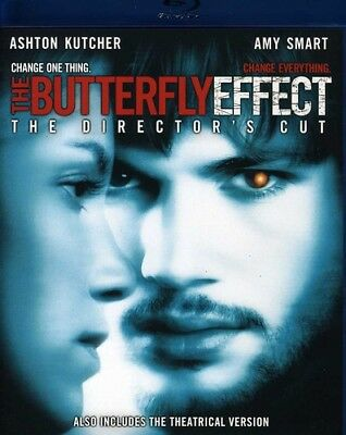 The Butterfly Effect [New Blu-ray]