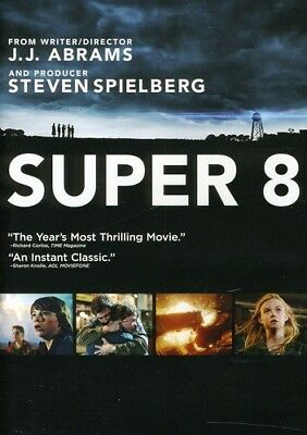 Super 8 [New DVD] Ac-3/Dolby Digital, Dolby, Dubbed, Repackaged, Subtitled, Wi
