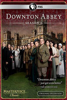 Downton Abbey: Season 2 (Masterpiece Classic) [New DVD]