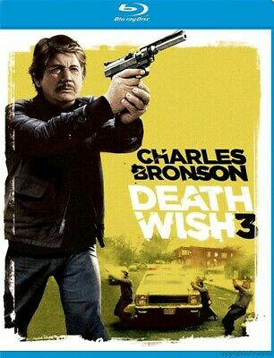 Death Wish 3 [New Blu-ray] Dolby, Digital Theater System, Dubbed, Subtitled, W