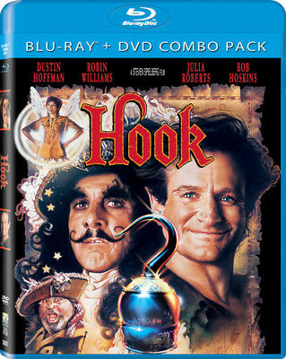 Hook [New Blu-ray] Ac-3/Dolby Digital, Digital Theater System, Dubbed, Subtitl