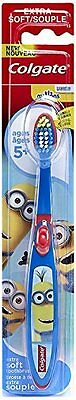 Colgate Kids Toothbrush, Minions, Extra Soft - Styles Vary