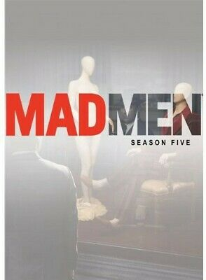 Mad Men - Mad Men: Season 5 [New DVD] Boxed Set, Dolby, Subtitled, Widescreen, A
