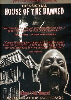 House of the Damned DVD Region 1 760137524496
