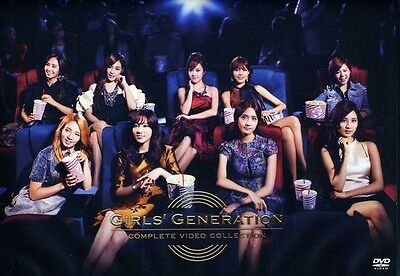 Girls' Generation: Complete Video Collection [2 Di DVD Region ALL