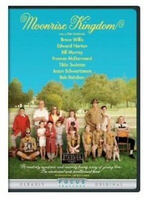 Moonrise Kingdom [New DVD] Dubbed, Snap Case, Subtitled, Widescreen