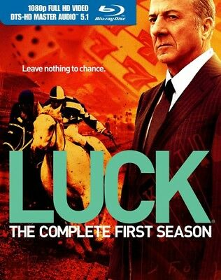 Luck - Luck: The Complete First Season [New Blu-ray] Boxed Set, Full Frame, Subt
