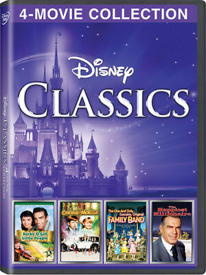 Disney Classics: 4-Movie Collection [New DVD] Boxed Set