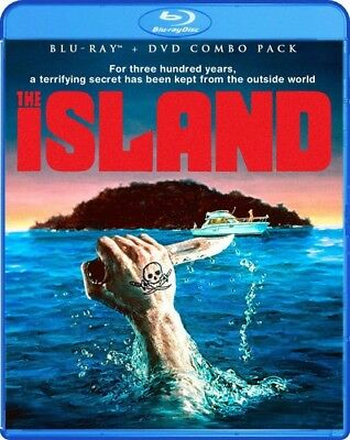 The Island [New Blu-ray] Bonus DVD
