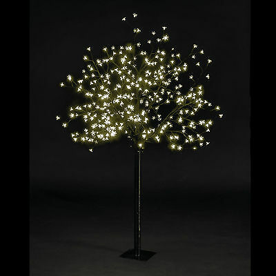 Warm White 1.8m 350 LED Blossom Christmas Tree Decoration Lights Indoor Outdoor
