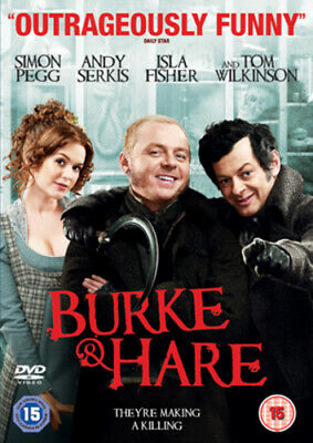 Burke and Hare DVD (2011) Tim Curry