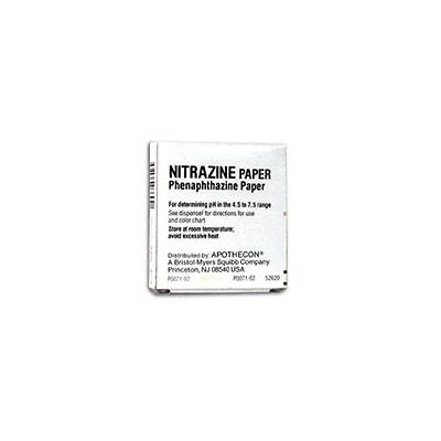 Nitrazine Paper Roll With Dispenser - 1 Roll