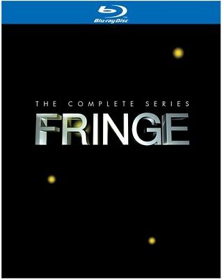 The Fringe - Fringe: The Complete Series [New Blu-ray] Boxed Set, Gift Set, Subt
