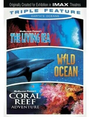 Earth's Oceans Triple Feature: IMAX [New DVD]