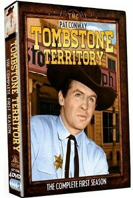 Tombstone Territory: The Complete First Season [New DVD] Full Frame