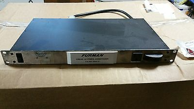 Furman Linear AC Power Condtioner P-8 PRO SERIES II