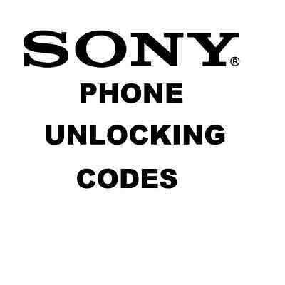 Sony Xperia Unlock Code For Ireland & Uk Phones (Any EU Country & Any Network!)