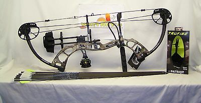 """Fred Bear  2016 Cruzer Bow Camo Right Hand Package  5-70#  12-30"""""""