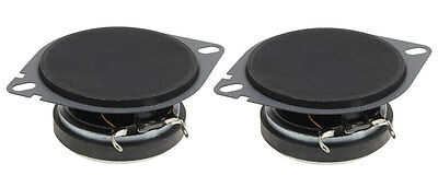 "1999-2004 Jeep Grand Cherokee 2.75"" OEM Replacement Dash Tweeters Speakers-Pair"