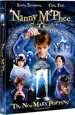 Nanny McPhee [New DVD] Ac-3/Dolby Digital, Dolby, Dubbed, Subtitled, Widescree