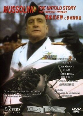 Mussolini: The Untold Story [New DVD] Full Frame, Subtitled, Dolby