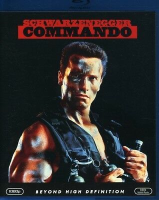 Commando [New Blu-ray] Dolby, Digital Theater System, Dubbed, Ac-3/Dolby Digit