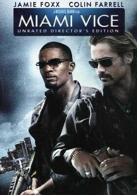 Miami Vice [New DVD] Director's Cut/Ed, Dolby, Dubbed, Subtitled, Unrated, Wid