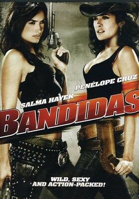 Bandidas [New DVD] Full Frame, Ac-3/Dolby Digital, Dolby, Dubbed, Subtitled, W