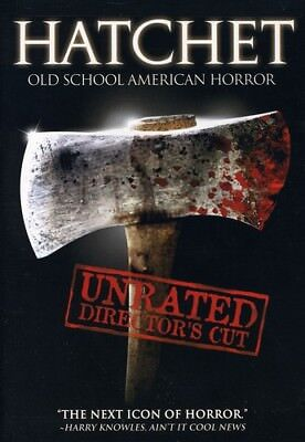 Hatchet [New DVD] Explicit