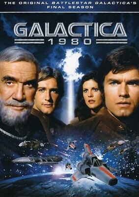 Galactica 1980: The Complete Series [New DVD] Full Frame, Subtitled, Digipack