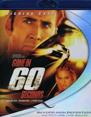 Gone in 60 Seconds (2000) [New Blu-ray]