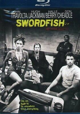 Swordfish [New Blu-ray] Ac-3/Dolby Digital, Dolby, Dubbed, Subtitled, Widescre