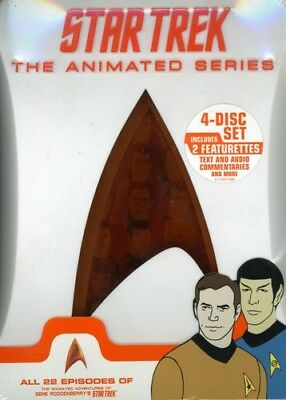 Star Trek: The Animated Series [New DVD] Full Frame, Ac-3/Dolby Digital, Dolby