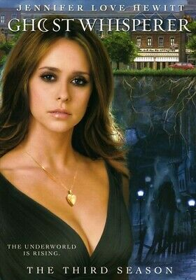 Ghost Whisperer: The Third Season [New DVD] Ac-3/Dolby Digital, Dolby, Slim Pa