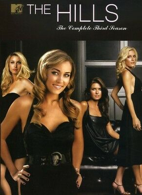 Hills - The Hills: The Complete Third Season [New DVD] Dolby, Slim Pack, Slipsle