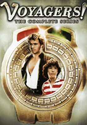 Voyagers: The Complete Series [New DVD] Full Frame, Slipsleeve Packaging, Subt